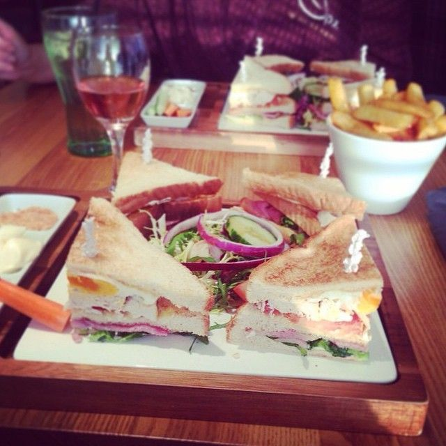 Come and enjoy some lunch in our spas Bistro! #yum
