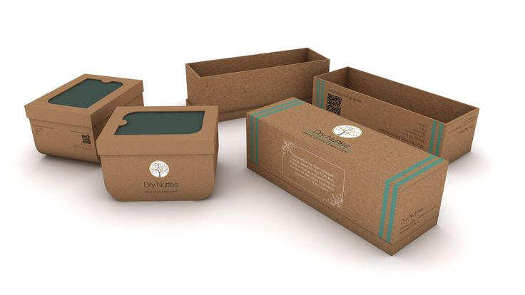packaging design for drynutties.com