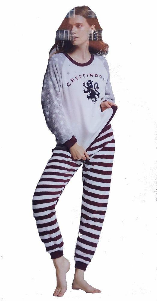 Ladies HARRY POTTER Pyjamas HOGWARTS Cami Vest Womens Shorts PJ Primark S M L XL | Collectables, Fantasy, Myth & Magic, Harry Potter | eBay!