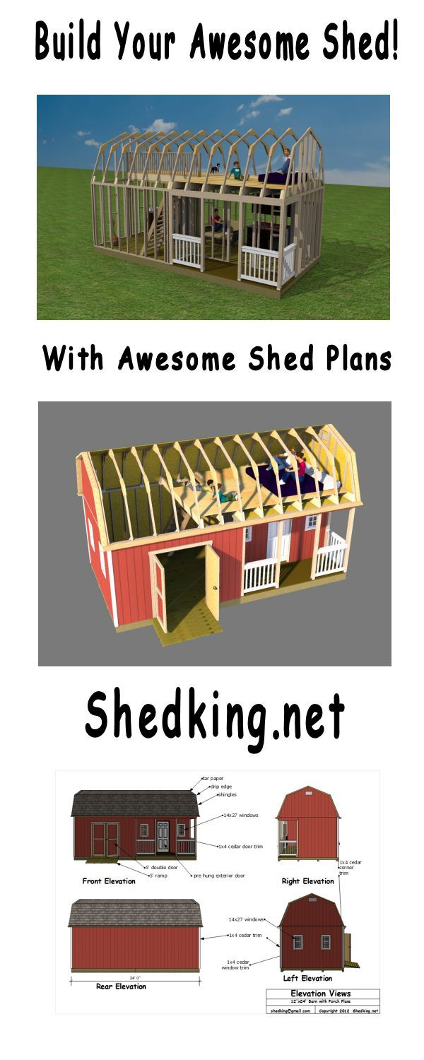 25 best ideas about pallet shed plans on pinterest diy for Free shed design software with materials list