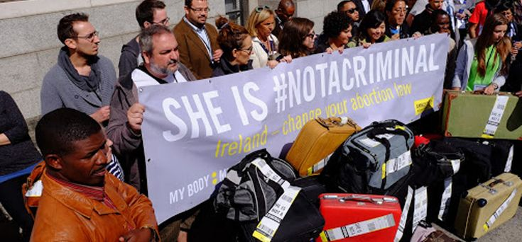 Amnistía Internacional pide aborto legal en Irlanda - http://www.absolutirlanda.com/amnistia-internacional-pide-aborto-legal-en-irlanda/