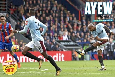 Andre Ayew to get chance to prove mettle to David Moyes in Carabao Cup