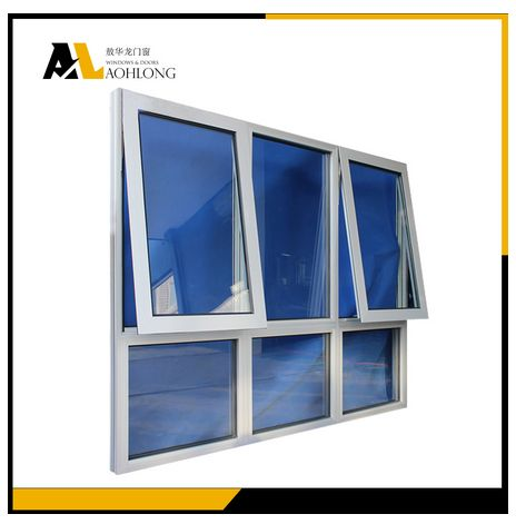 These china double glazed aluminum awning windows are stylish, functional, and sturdy. These windows are perfect for a House or Villa