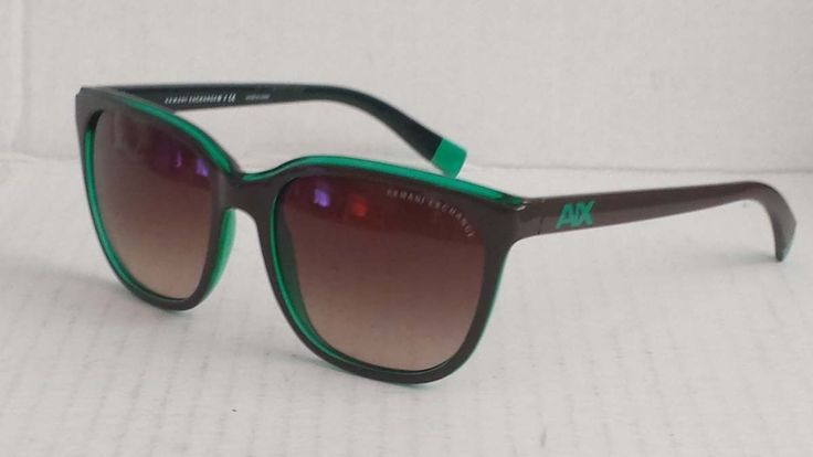 #Armani Exchange A|X women sunglasses AX 4031 brown (NO TAGS) NEW visit our ebay store at  http://stores.ebay.com/esquirestore