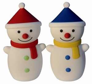 Snowman Shape power bank