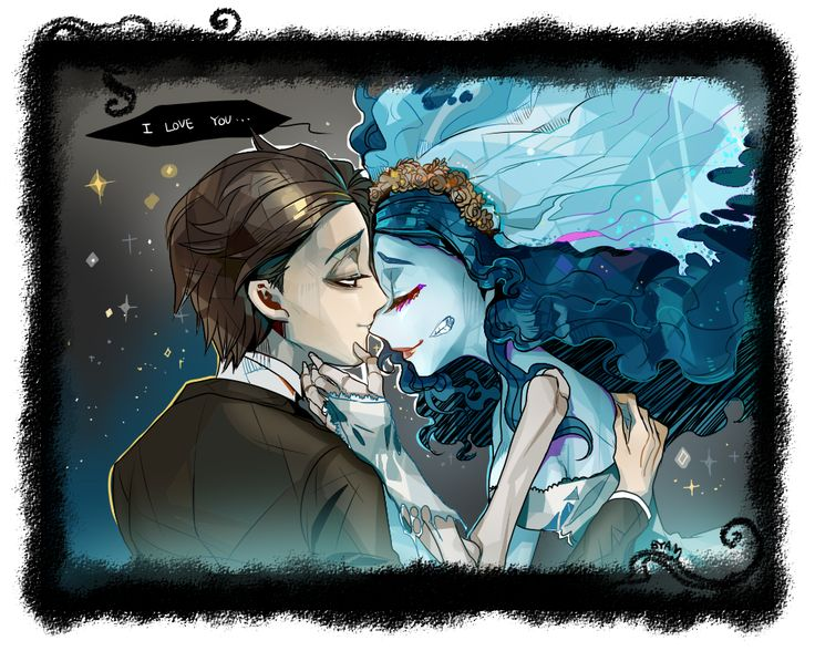 Corpse Bride by Byam.deviantart.com on @deviantART