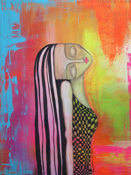 Imagen de arte, artista, and melina lioi