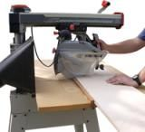 Replacing the Surface on a Radial Arm Saw: Radial-Arm Saw