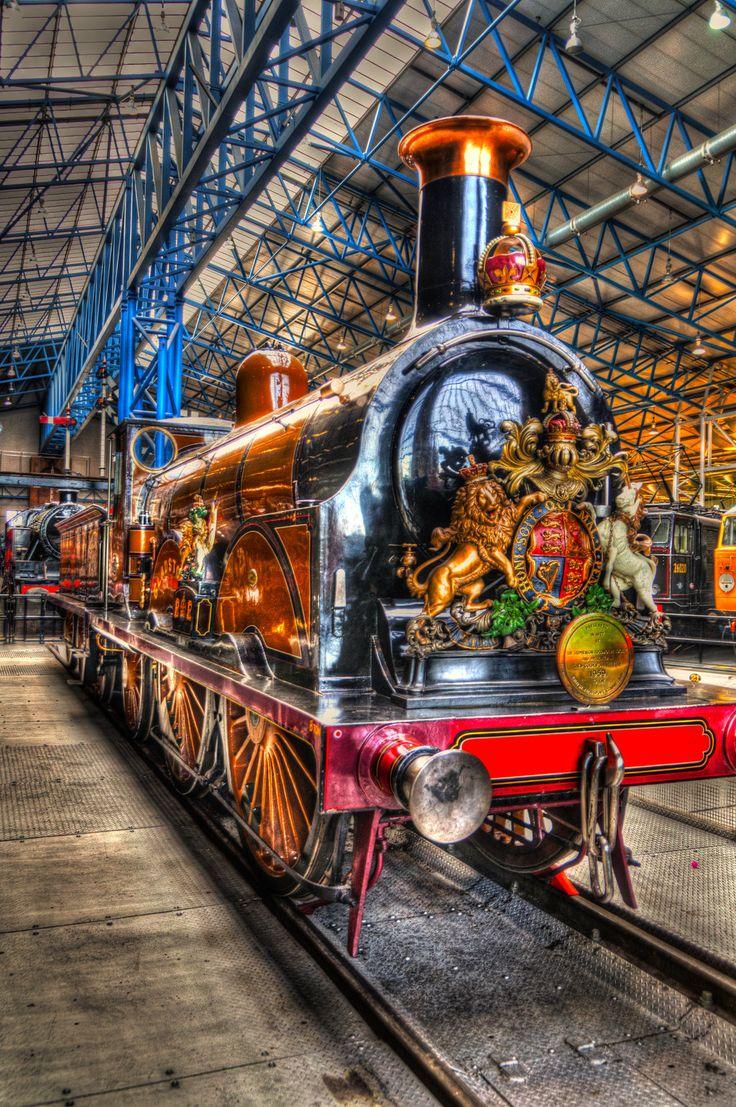 kings ride by skyblue 13deviantartcom on deviantart national railway museum