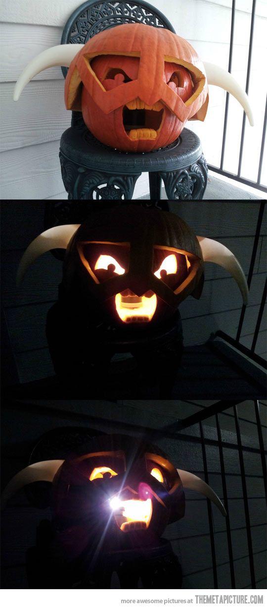 Skyrim Pumpkin� #skyrim #dawnguard #hearthfire - http://videogamedirectory.net/?s=skyrim
