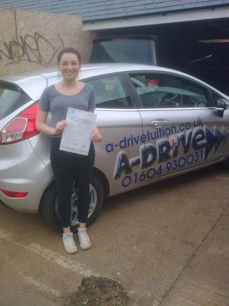 "1ST TIME PRACTICAL DRIVING TEST PASS  A huge shout out goes to goes out to Millie Kiernan of Northampton School For Boys who passed her practical driving test 1st time with only 4 minor driving faults at Northampton Driving Test Centre with of Geoff French of www.adrivetuition.co.uk  #Driving #Adrive #DrivingTest #DrivingSchools #DrivingLessons #DrivingInstructors #Northampton   Millie said ""Really enjoyed driving with Geoff, would definitely recommend to friends and family. Thanks again…"