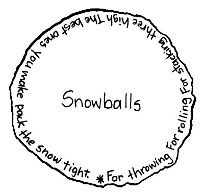 Snowball Poems snowball on pinterest