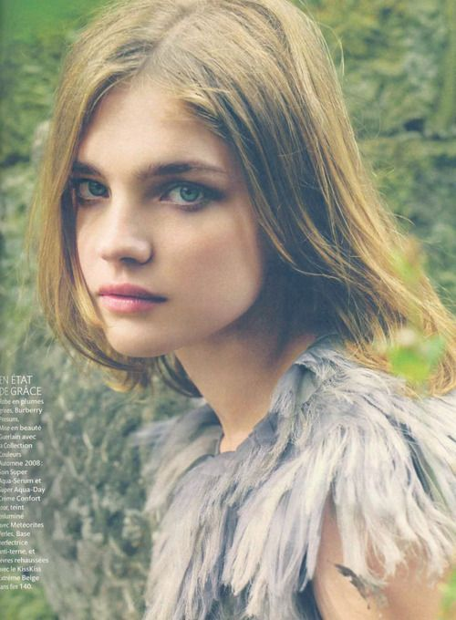 Natalia Vodianova, the most beautiful model out there