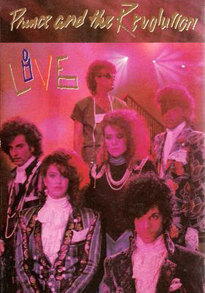 Prince And The Revolution - Pop Life / Hello