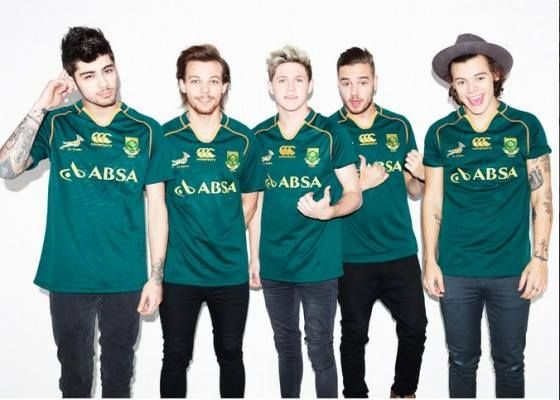 With only days before the start of the Rugby World Cup, will you be wearing your Bok Jersey to work on Friday?   Come on guys, show your support for the Springboks by wearing your jersey and we certainly wouldn't mind you sharing a picture of you and your colleagues. #BokFriday #Springboks