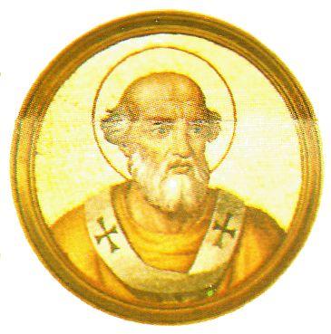 IMAGENES RELIGIOSAS: Papa 53-San Juan I Papa y Mártir