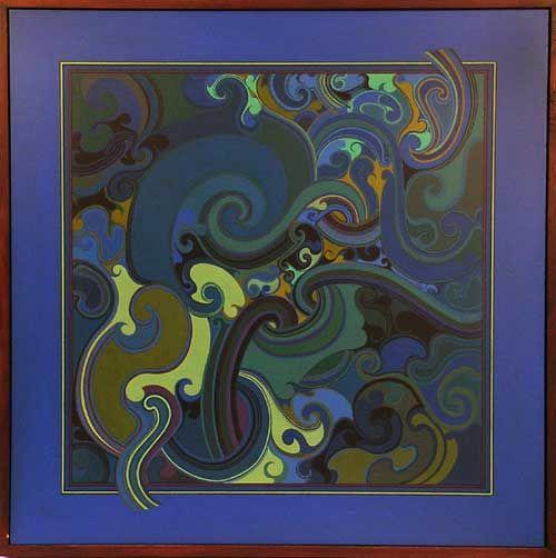Sandy Adsett - Awhiowhio (Whirlwind)