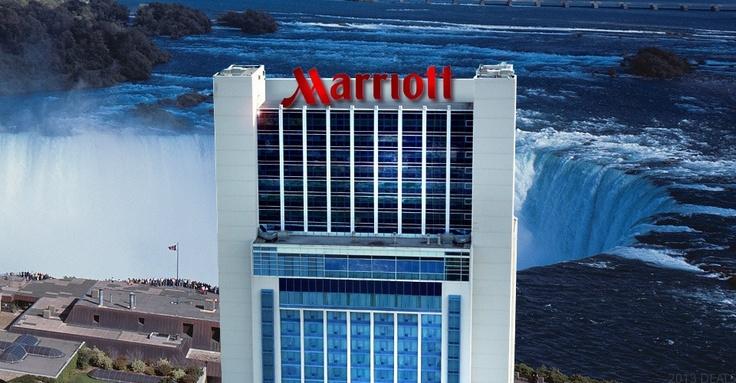 Marriott Niagara Falls Gateway on the Falls Hotel