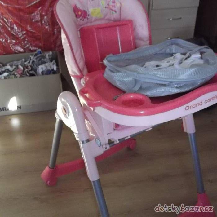 Prodám dětskou jídelní židličku z bazaru za 700 Kč | Detskybazar.cz