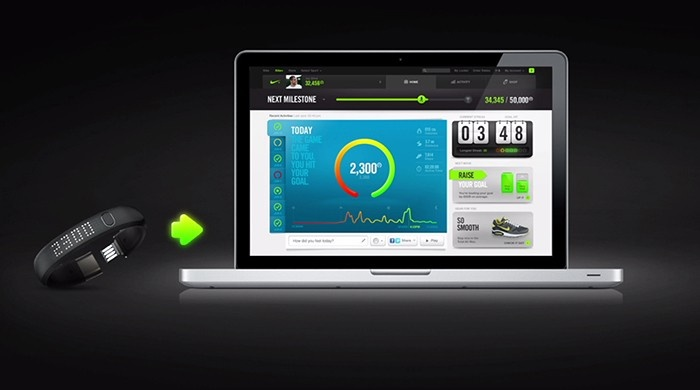 Nike+ FuelBand | R/GA - USA | IxDA Interaction Awards  Winner: Optimizing