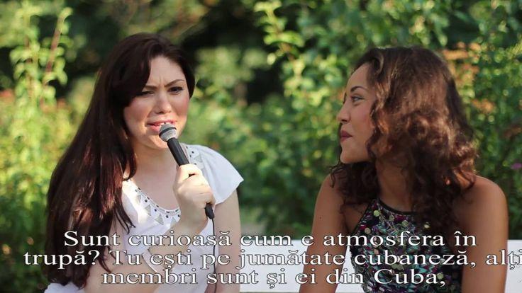 Exclusive video interview with Barbara Isasi, Mandinga girl