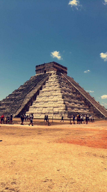 Chichen itza - mexico #mexico