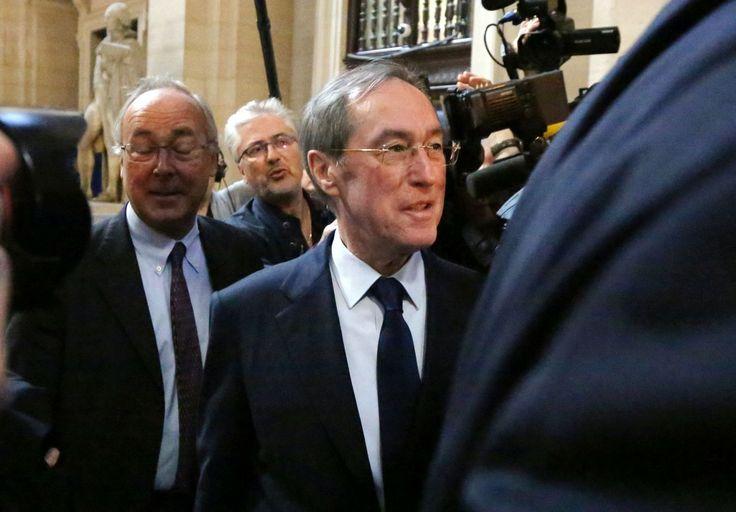 Celui-ci est au centre de l'enquête sur le financement de la campagne présidentielle de 2007. L'avocat de Claude Guéant s'indigne.