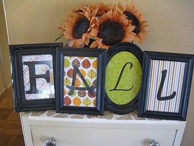 Cheap decorating idea!