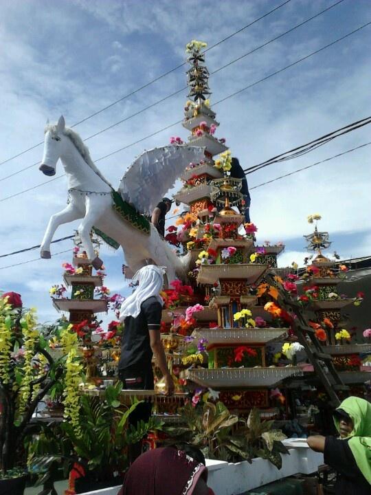 Tabot Festival at Bengkulu