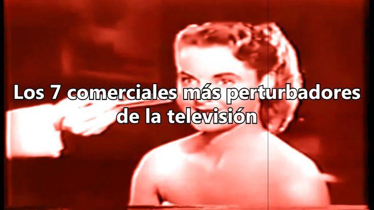 Los 7 comerciales más perturbadores de la TV
