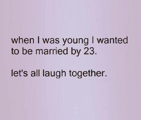 Either laugh or cry! Might as well laugh and make the best of it! :-)