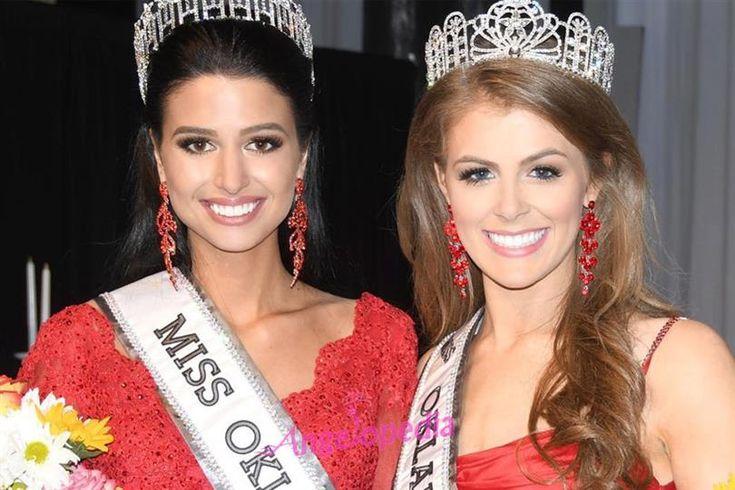 Cheyene Darling Gorman crowned Miss Oklahoma USA 2018 for Miss USA 2018