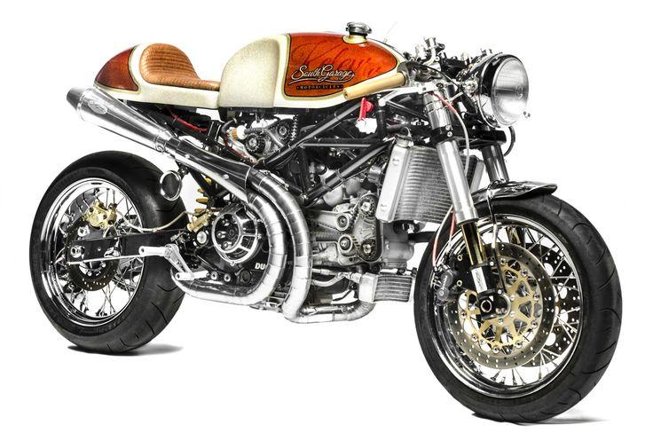Kelevra Ducati S4R Cafe Racer ~ Return of the Cafe Racers