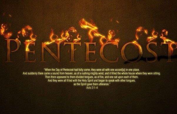 christian pentecost matrimony