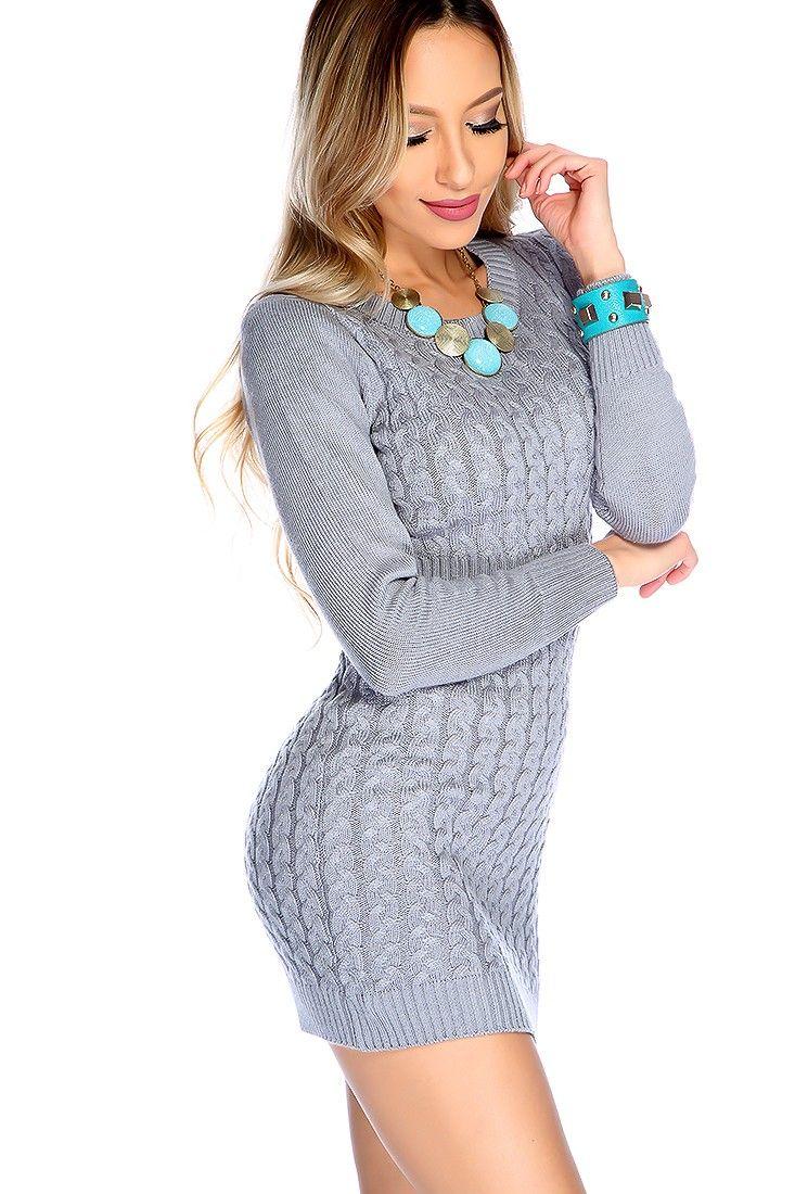 Cute Long Sleeve Sweaters