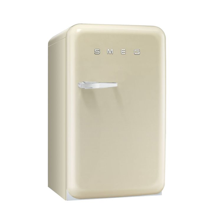 Smeg FAB10HRP 50's Retro Style Cream Fridge