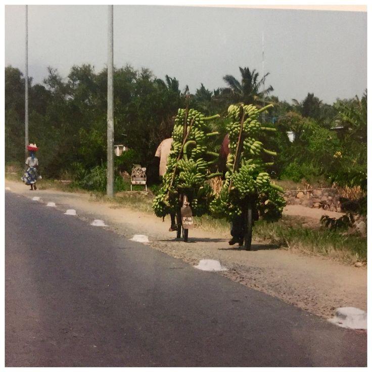 Banana Express, Bujumbura.