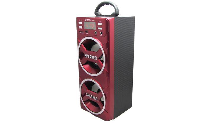 Altavoz Con Micrófono, Radio, MicroSD y USB modelo 9831 - Altavoz USB con Radio y MicroSD   Con el Altavoz USBpodrás disfrutar de todas las emisoras de la Radio FM para que no te pierdas tus programas favoritos. El Altavoz USBes compatible con tarjetas SD, MicroSD (Adaptador incluido) y memorias USB, reproduce tu música o la de tus amigos ... - http://www.vamav.es/producto/altavoz-con-microfono-radio-microsd-y-usb-modelo-9367-copiar/