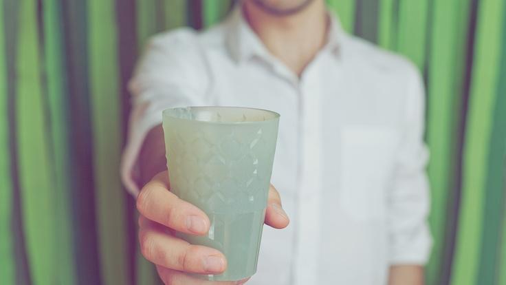 Edible Cups   AHAlife