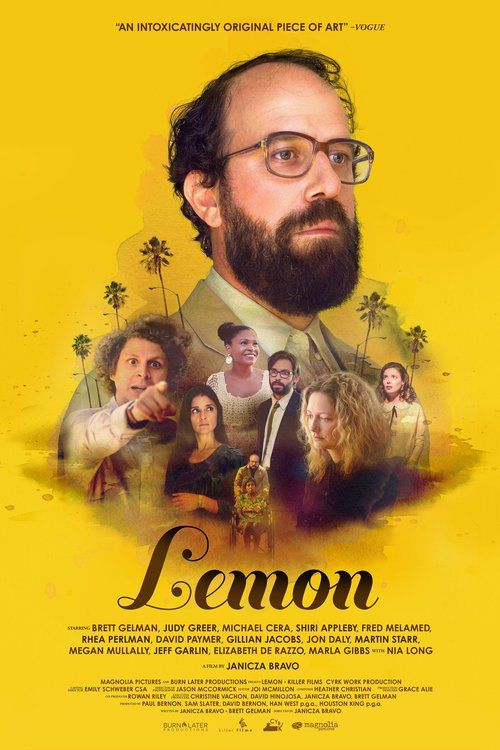 Lemon (2017) Full Movie Streaming HD