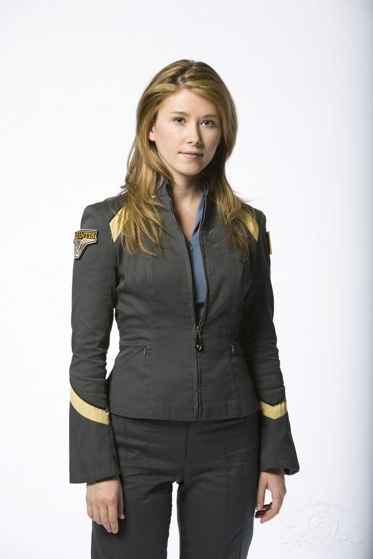 Stargate Atlantis Jewel Staite Dr Jennifer Keller Dvdbash Stargate