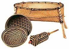 Artesanato indígena - Brasil