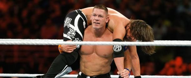 As seen at the Royal Rumble event last month, John Cena defeated AJ Styles to capture the WWE Title. The belief is WWE did this so that Cena would tie Ric Flair's title record, however that's not the only reason…