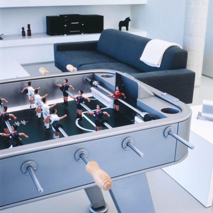 RS2 Painted Steel Indoor Table Football
