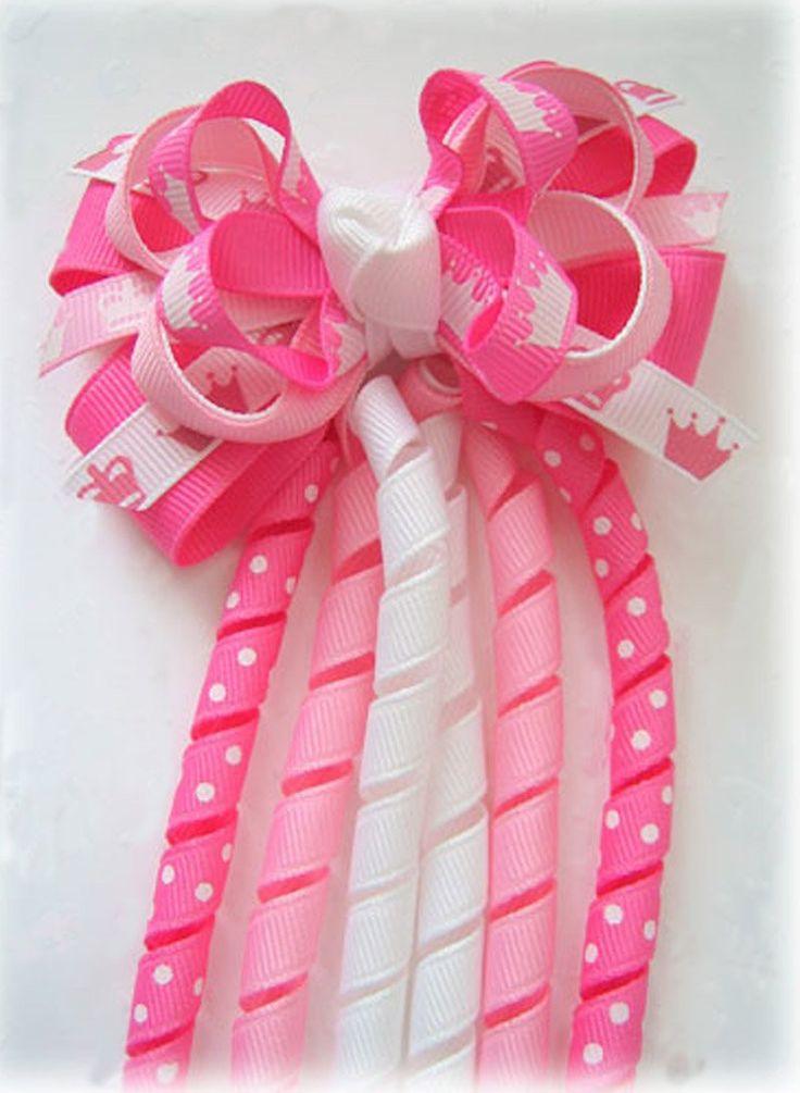 hair bows for girls | Stylish Korker Hair Bow for Girl - China Korker Hair Bow, Hair Bows