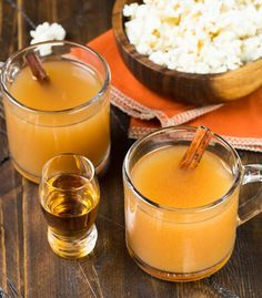 Bourbon Citrus Sipper - The perfect flavor combination for fall.