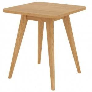 Oak Stockholm Side Table