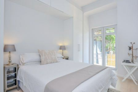 Bedroom Instow Cottage, Dorchester, 271 High Level Road, Sea Point, Cape Town, 8005, 2014