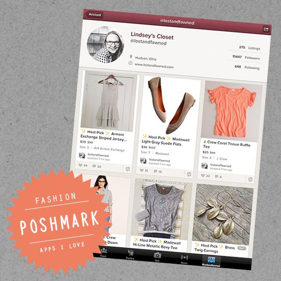 33 best better bargains images on pinterest frugal for Apps similar to poshmark