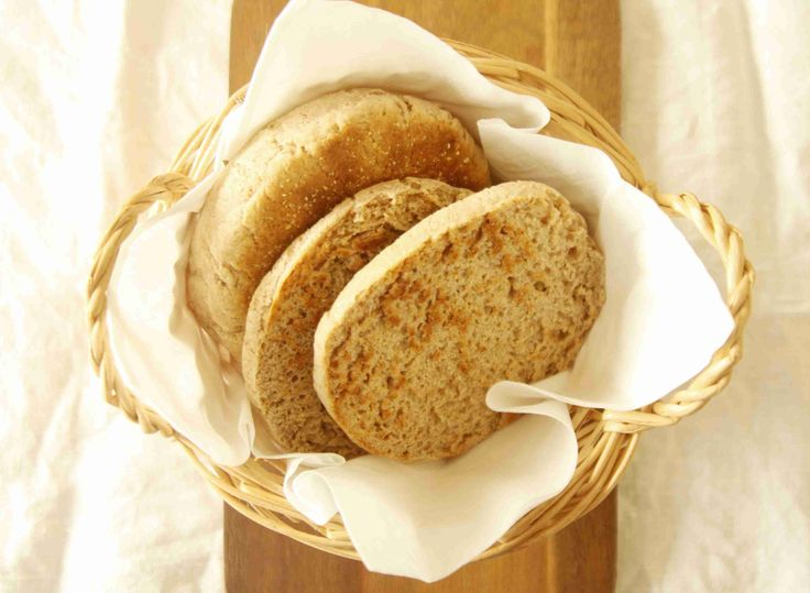 Anglické muffiny: oblíbená americká snídaně // Ochutnejte svět - blog mezinárodní kuchyně